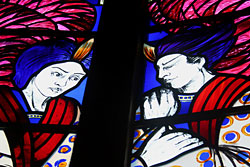 Angel window, Kilmacolm